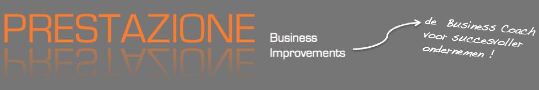 Nieuwjaarsbijeenkomst: Business Improvement door Prestazione